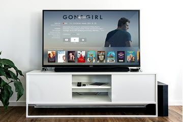 Menzel Technik Smart-TV Entertainment