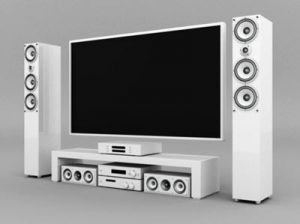 Home Entertainment - Dolby Surround Home Theatre