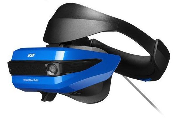 ACER MR 100 Virtuelle Realität Mixed Reality Microsoft